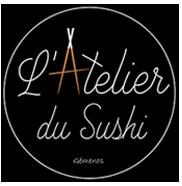 Atelier du sushi Logo